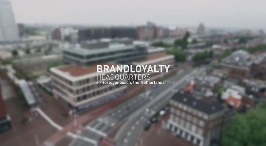 BrandLoyalty HQ & The Cre8ion.Lab - balans in beeld