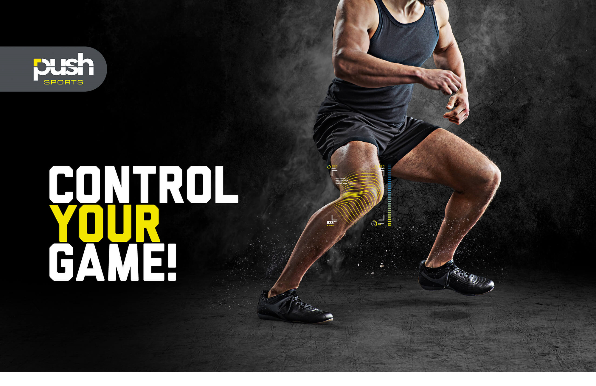 Control your game!