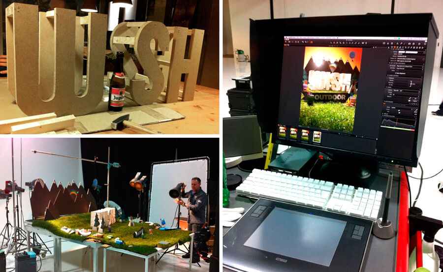 The making of WiSH Outdoor