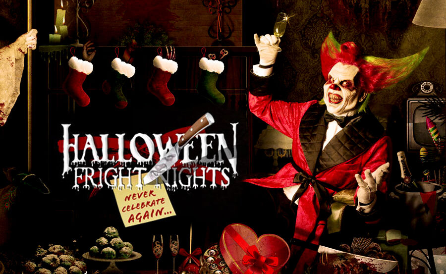 Walibi Halloween Fright Nights