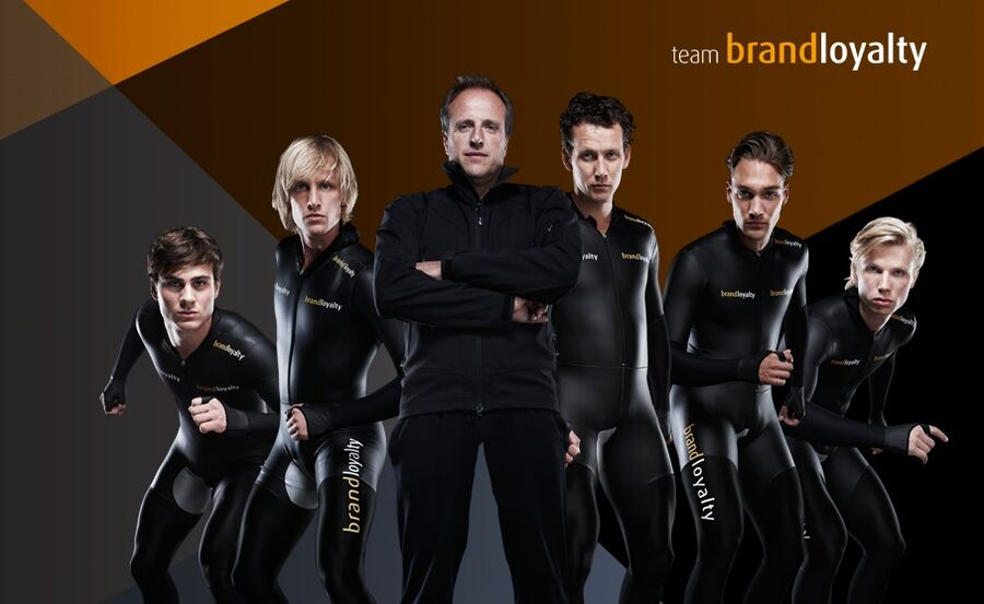 Website voor Team BrandLoyalty